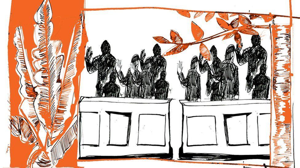 Мъже в българския парламент застават зад насилието над жени