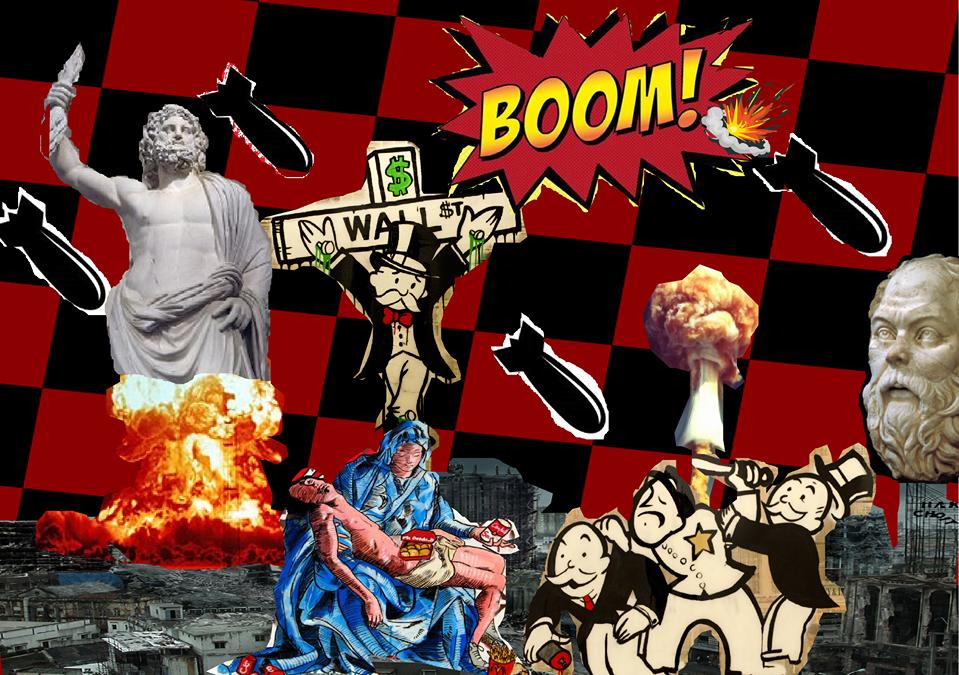 """""""Утре на следващите Нюрнбергски процеси с какво ще се извини човечеството?"""""""