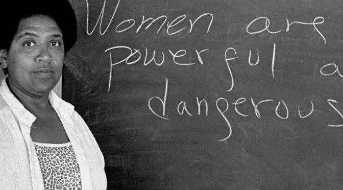 Одри Лорд: Трансформиране на мълчанието в език и действия